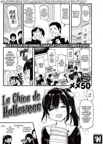 Leer La Chica de Halloween