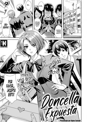 Leer Doncella Expuesta