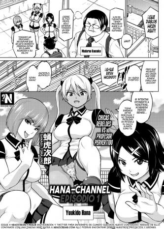 Leer Hana-Channel Episodio 1