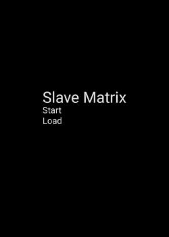 Leer [SLG] La Matrix de Esclavas