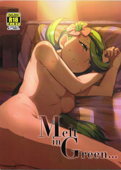 Leer Melt in Green...
