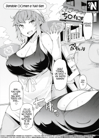 Leer Dandole ◯◯men a Yuki-san